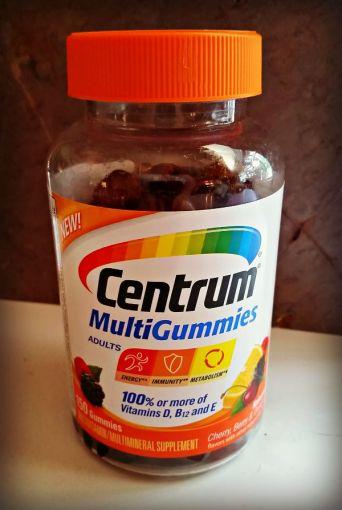 centrum multicummies bottle