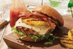 Bacon Habanero Burger