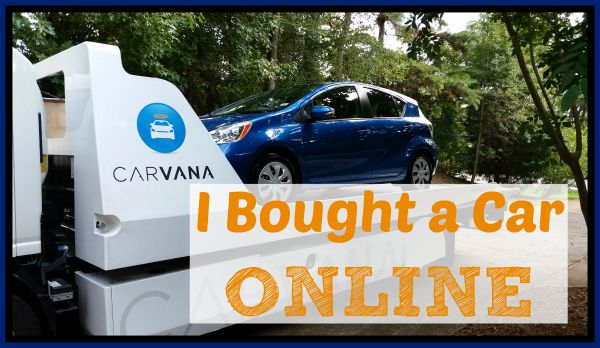 Buy a Car Online - Carvana