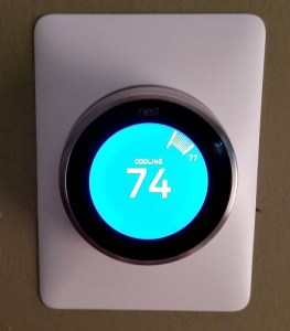 Nest Learning Thermostat Ready to Go