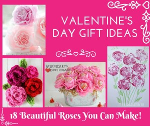 18 Roses You Can Make
