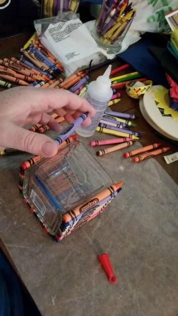 Crayon Jar