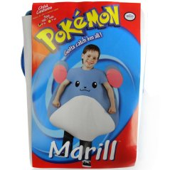 Marill Pokemon Costume