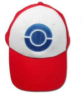 Pokemon Ash Ketchum Cap Costume Halloween