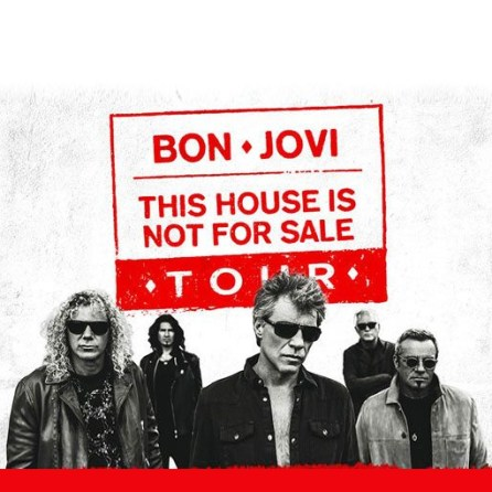 Bon Jovi THINFS Tour