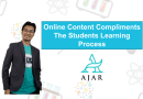 Online Content Compliments The Students Learning Process