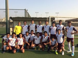 U19 Football 17/18 overview