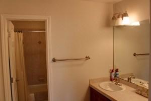 Second upper floor bathroom