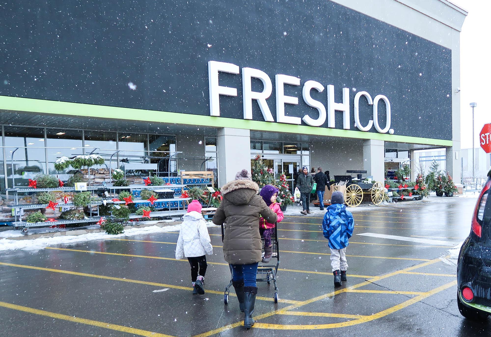Freshco Hours Family Day