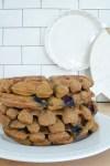 Healthy paleo pumpkin waffle recipe