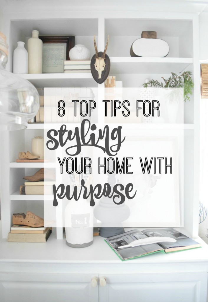 top tips for styling your home