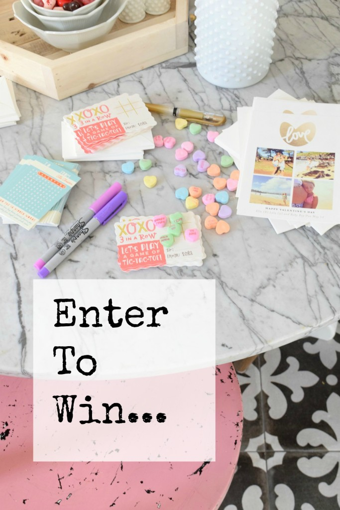 Enter to Win Minted Giveaway