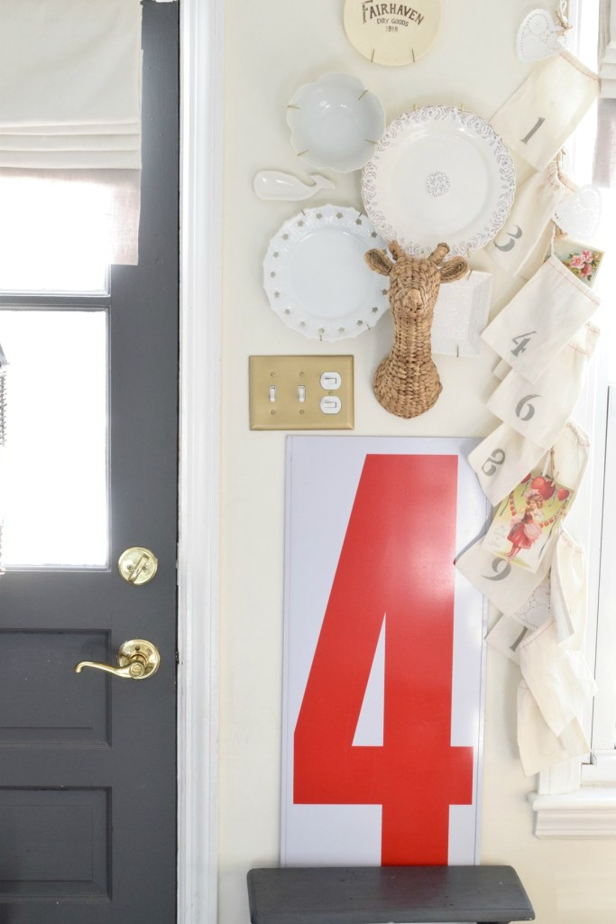 valentine cards and decor from Minted