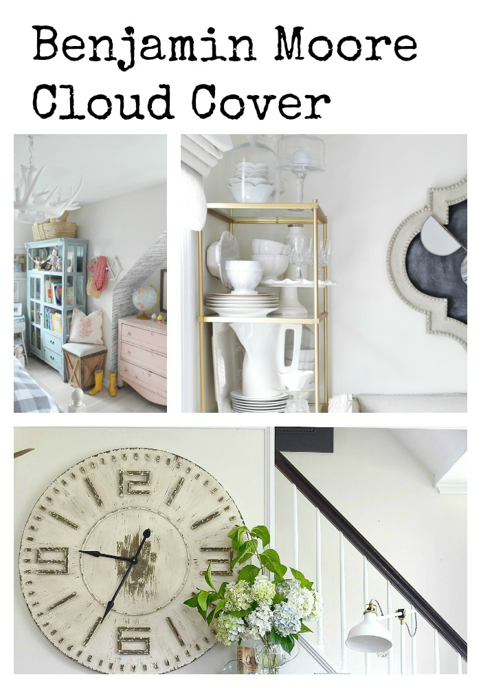 favorite paint benjamin moore cloud cover