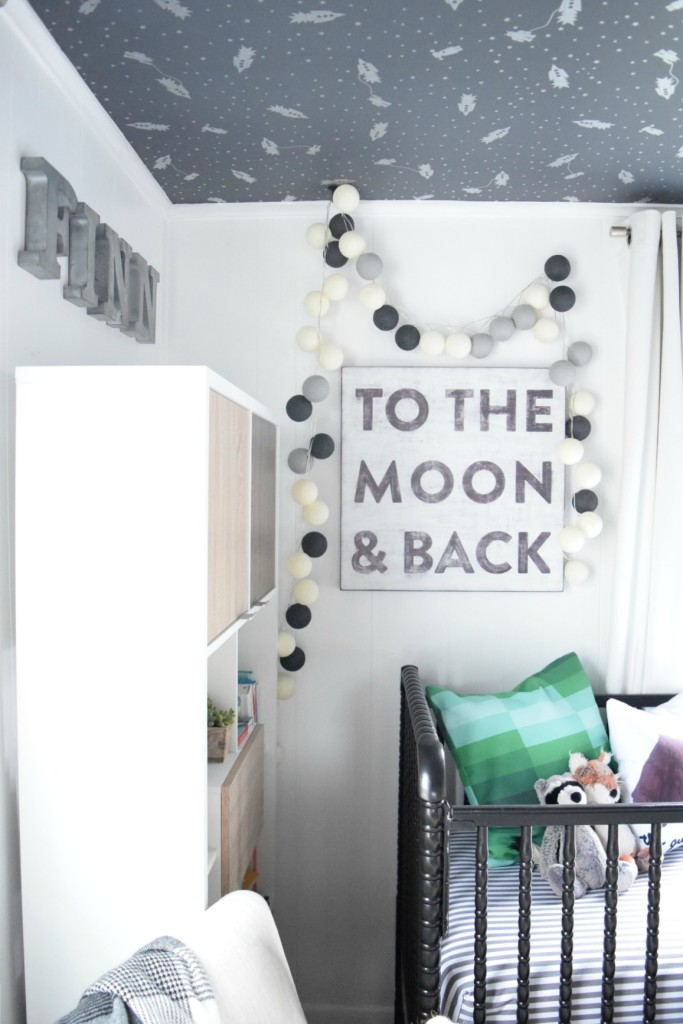 baby by nursery ideas wallpaper ceiling
