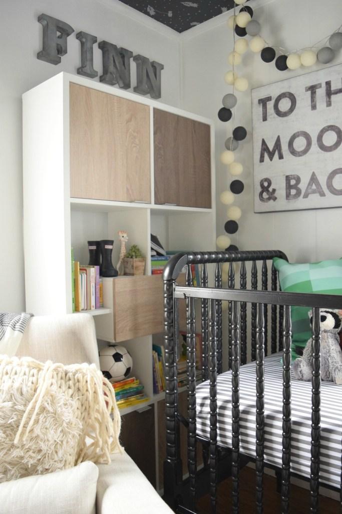 baby by nursery ideas wallpaper ceiling