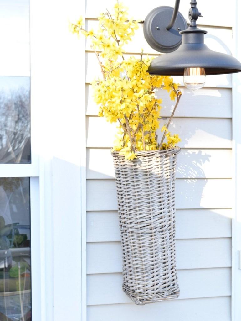 backyard ideas and outdoor lighting