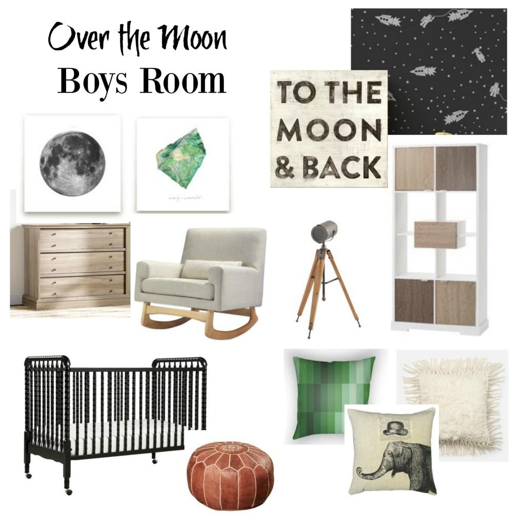 baby boy nursery ideas and bedroom