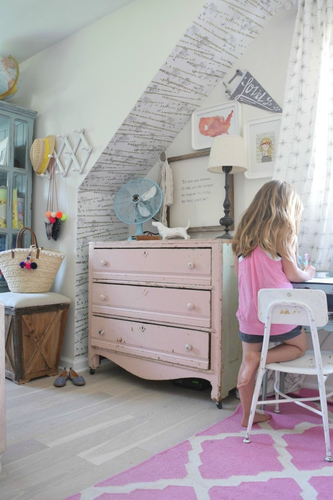 Summer Home Tour and Wallpaper updates