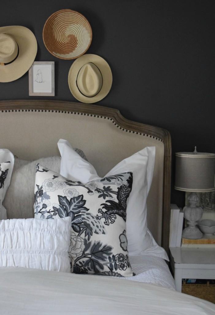Dark Bedroom Walls - Nesting With Grace