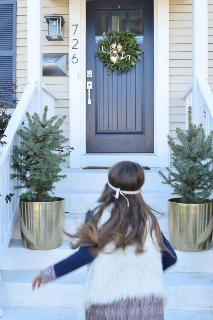 Christmas In Connecticut House.Holiday House Walk 2016 From Our Connecticut Cape Nesting