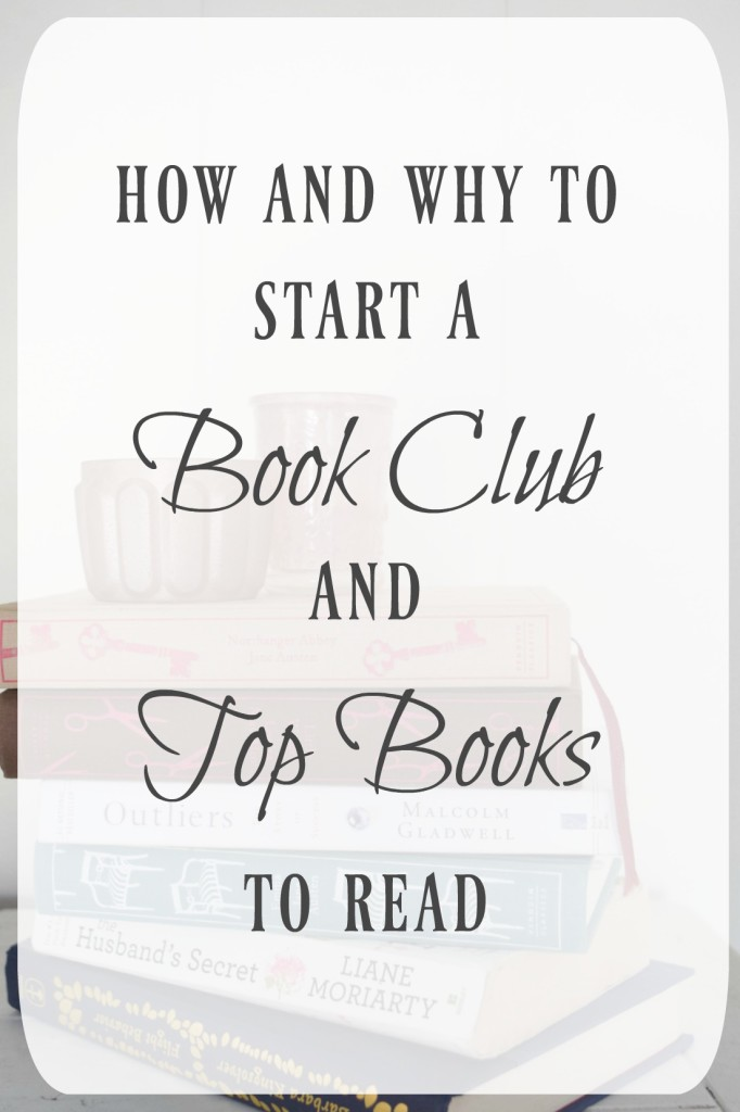Book Cub- Top Book Club Picks and How to start a Book Club