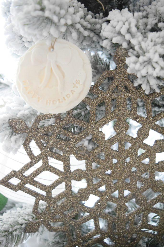 Homemade Gift Tags- Better than Salt Dough