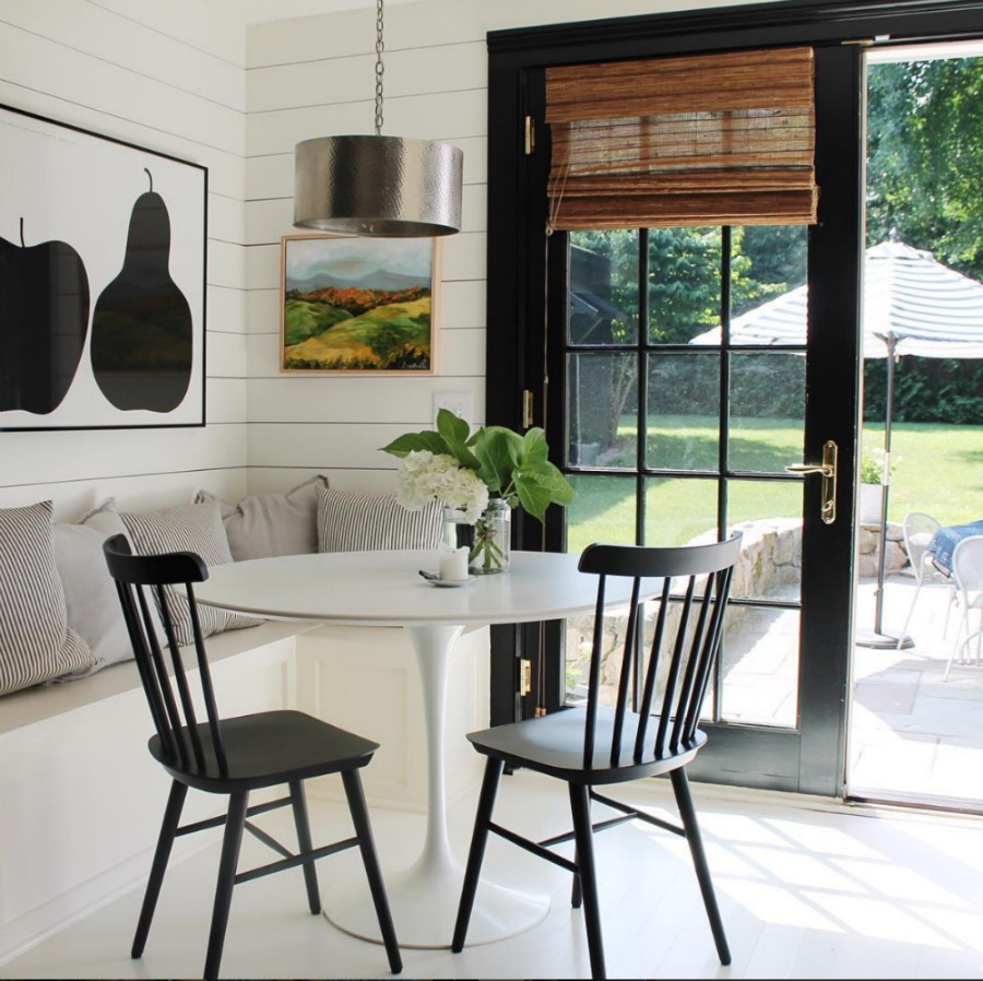 Banquette Seating  Inspiration For Kitchen