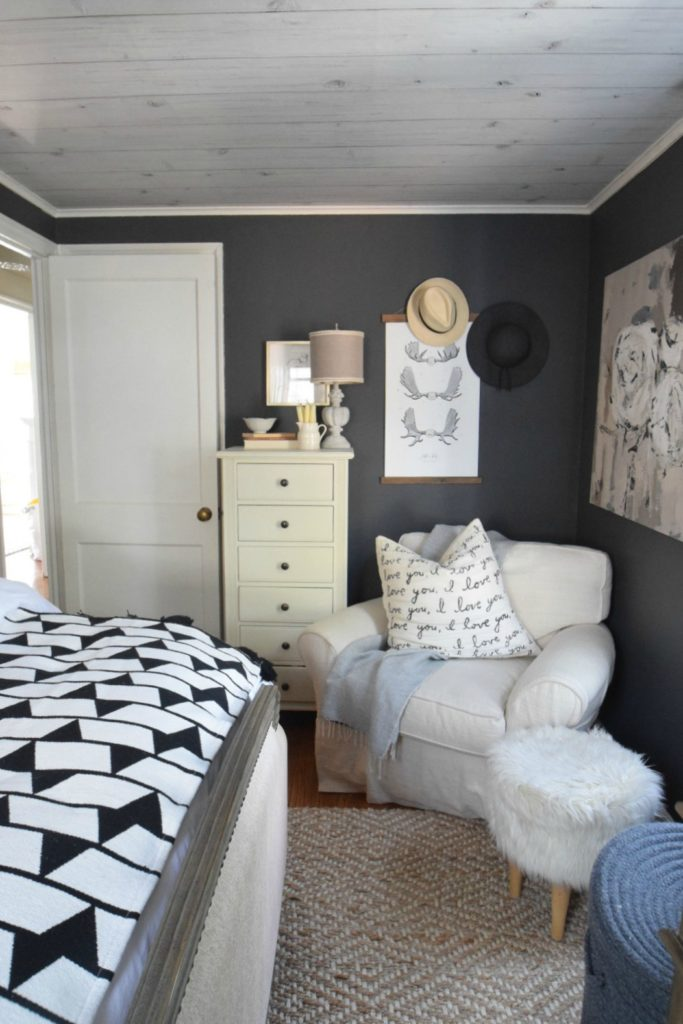 Master Bedroom- Cape Style Home