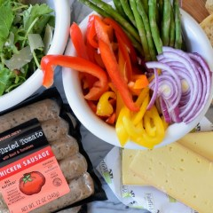 Valentine Dinner with a Raclette- Healthy and Easy Dinner