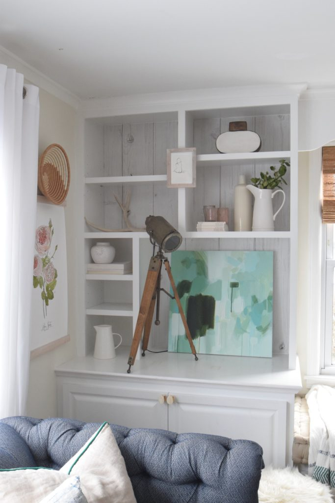 Bookcase Styling Tips- What I learned from a rude comment on Facebook 4
