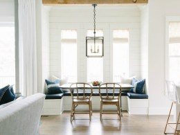 Is Shiplap a fad? To add or not to add in kitchen banquette