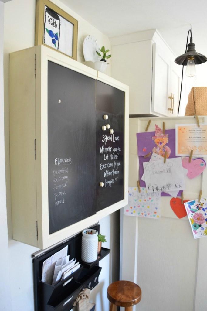 Small Kitchen- Organization Ideas