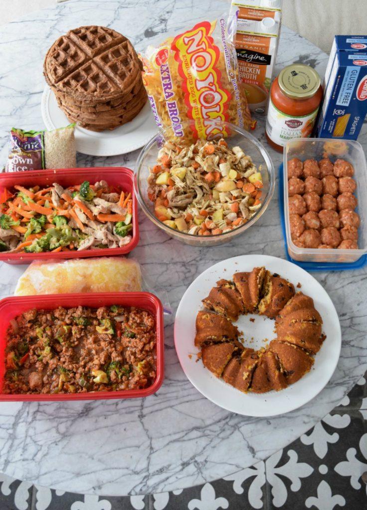 Whole-30 and Paleo Family Meals- Freezer Ready