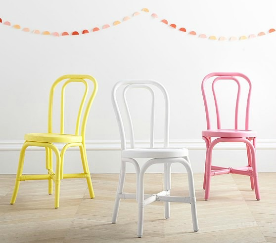 Friday Favorites- Bistro Kids Chairs