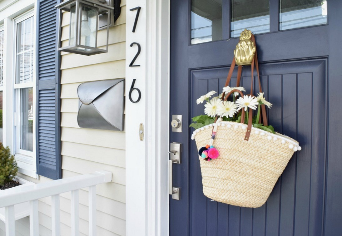 Front Porch Ideas and Designing the Outdoors - Nesting With Grace