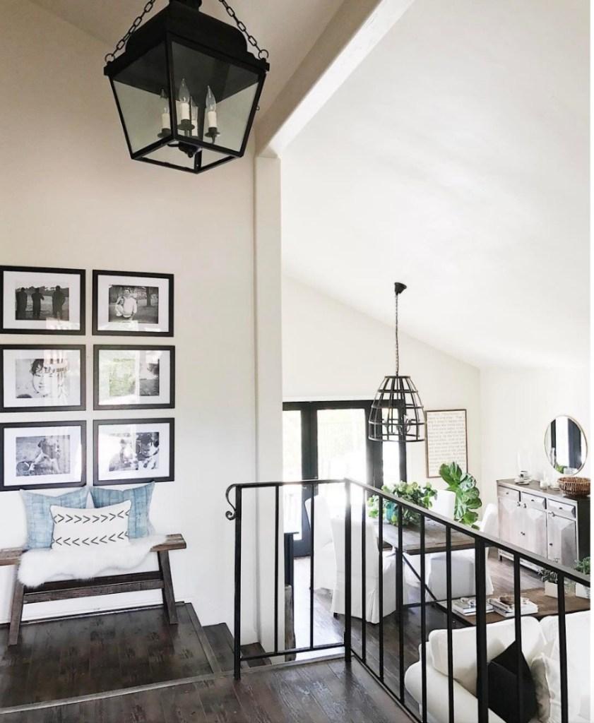 Home Tour- Michelle Janeen Bright White California Home