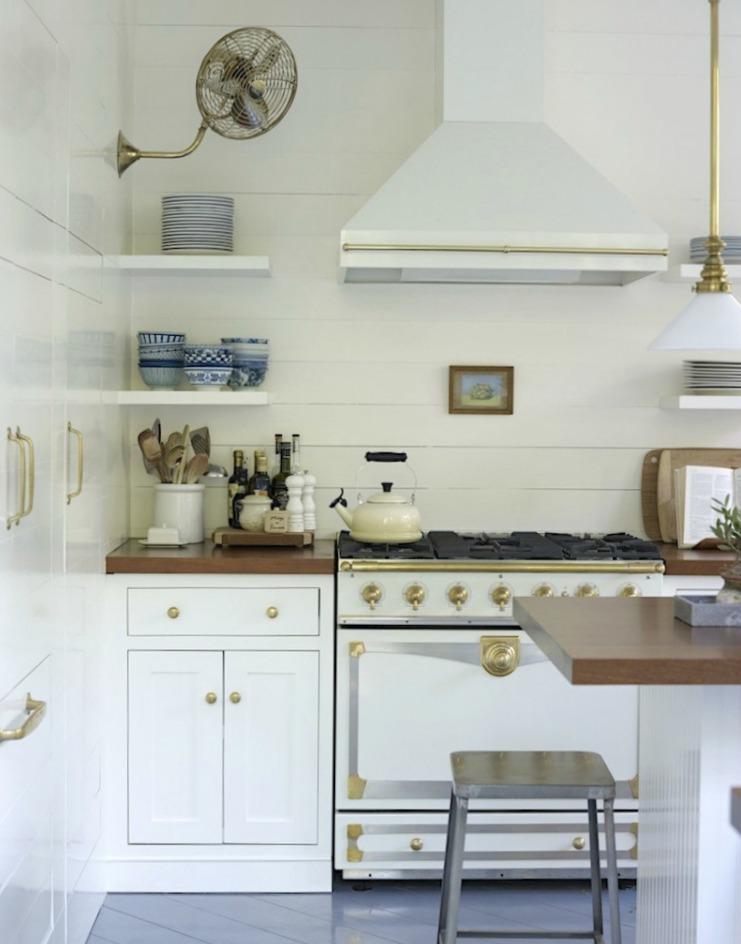 Friday Favorites- White Kitchen Inspiration