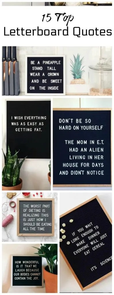 Letterboards-Are you funny enough to own one? - Nesting With
