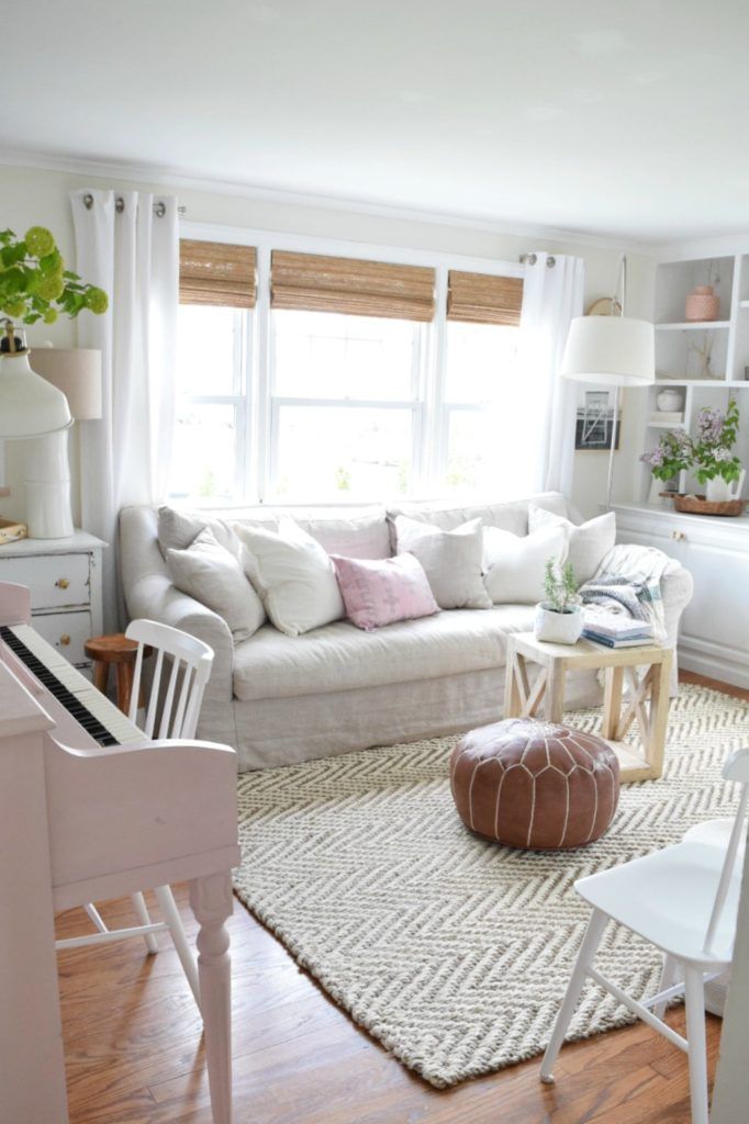 Cloud Cover Benjamin Moore- Favorite all over white paint