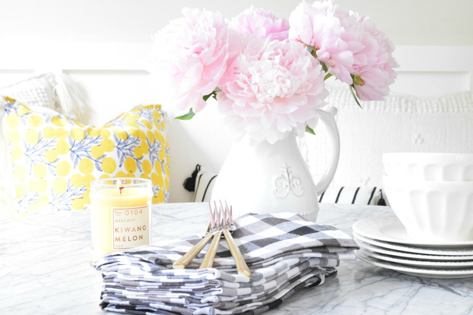 Summer Home Decor Ideas- Our Summer Tour 2017 - Nesting With Grace