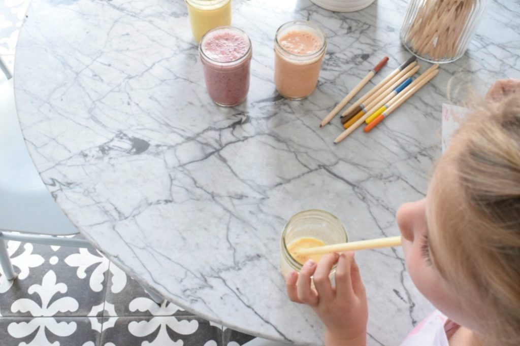 Smoothie Recipe For Kids- That will keep them Calm and Healthy