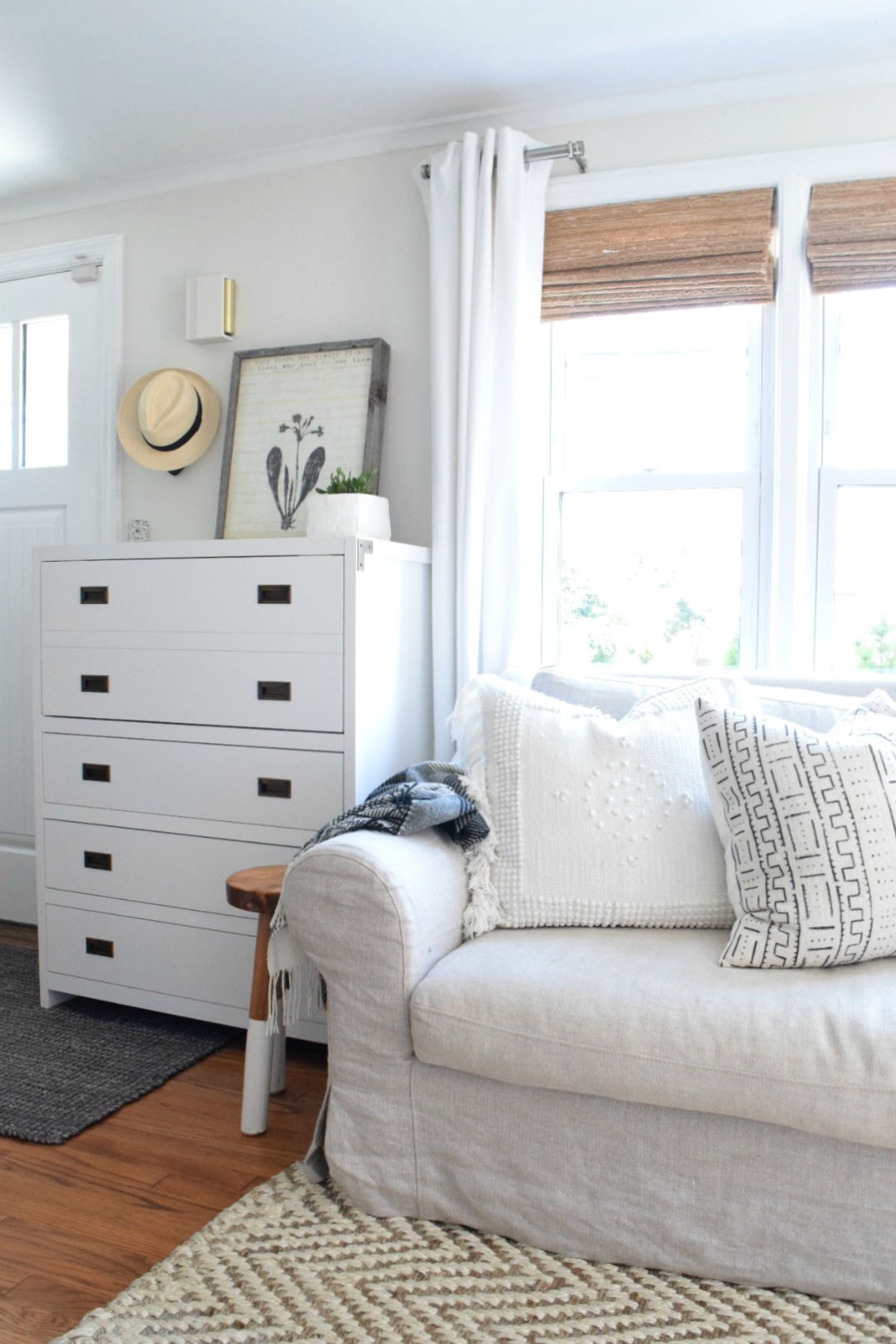 Maximize A Small Space With A Secretary Desk Nesting With Grace