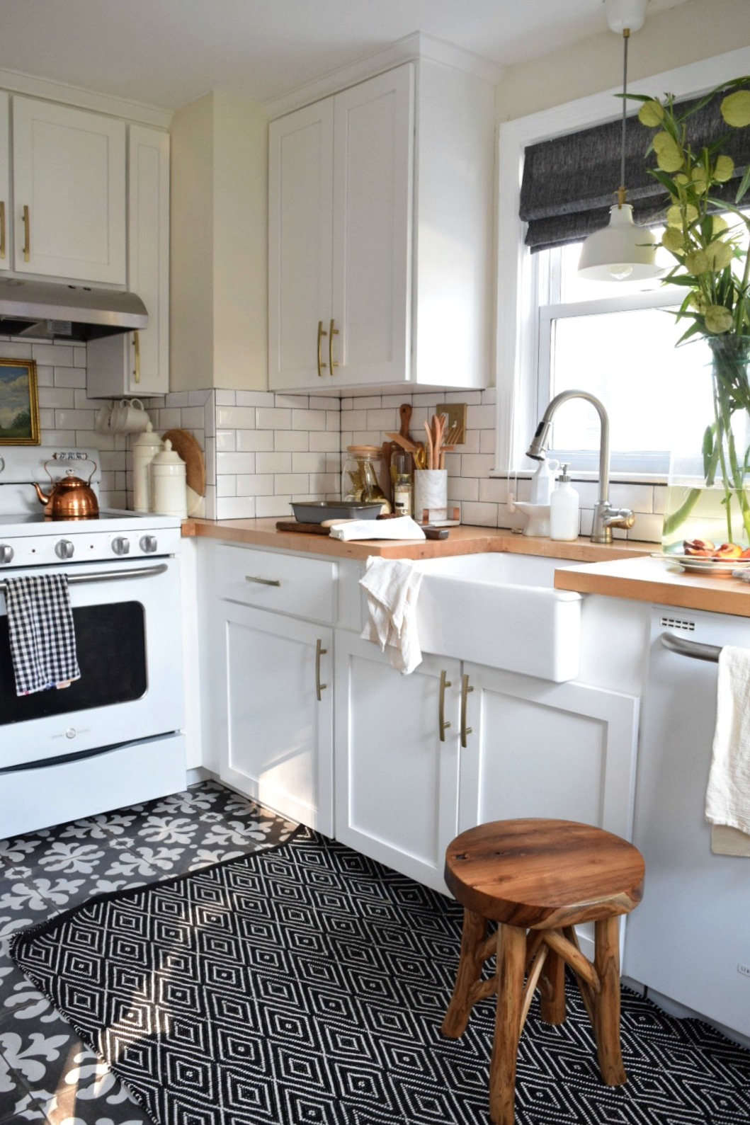 Fall Kitchen Decor Holiday Home Series