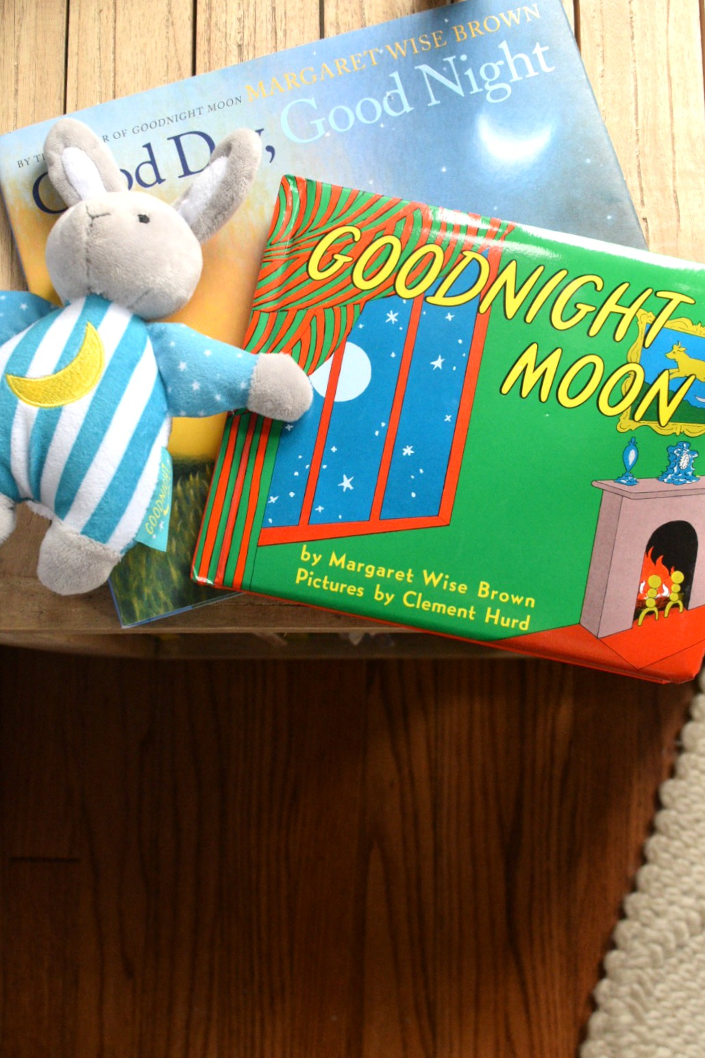 19 Month Old Sleep Schedule Sleep Schedule with Good Day, Good Night Children's Books