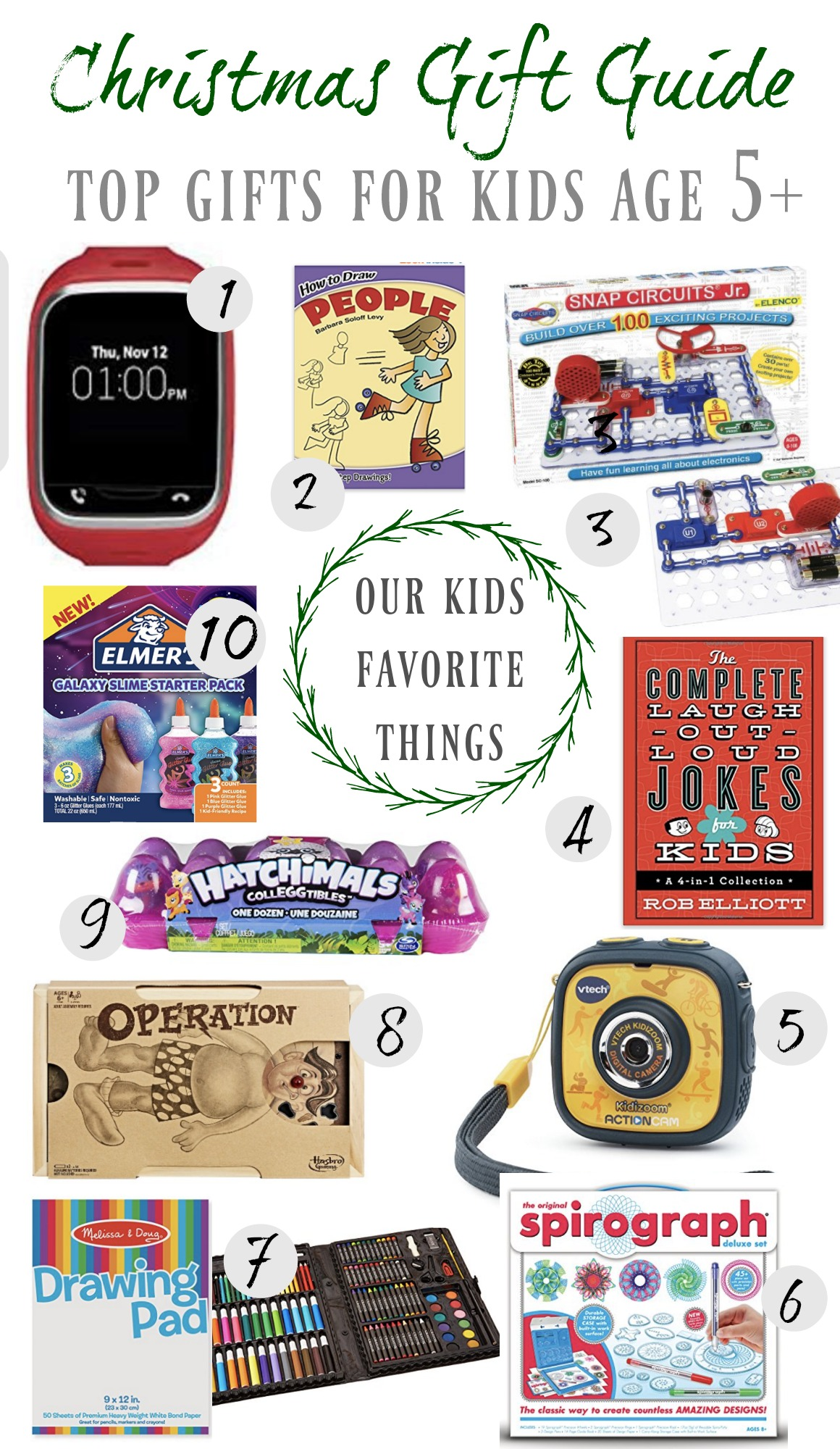 Christmas Gifts For Girls Age 12.Christmas Gift Guide For Kids Our Favorites Nesting With