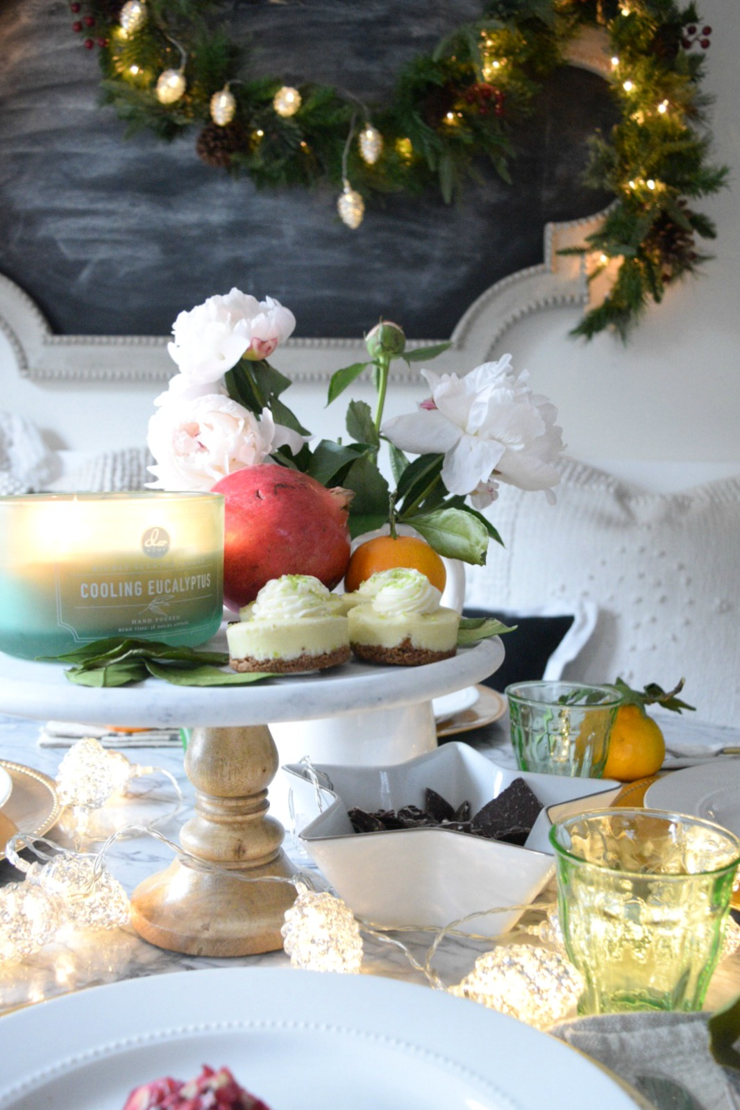 Christmas Entertaining Ideas and Casual Table Setting - Nesting With ...