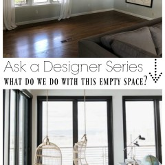Ask a Designer Series- Fireplace, Wall Shelves, Mudrooms and More