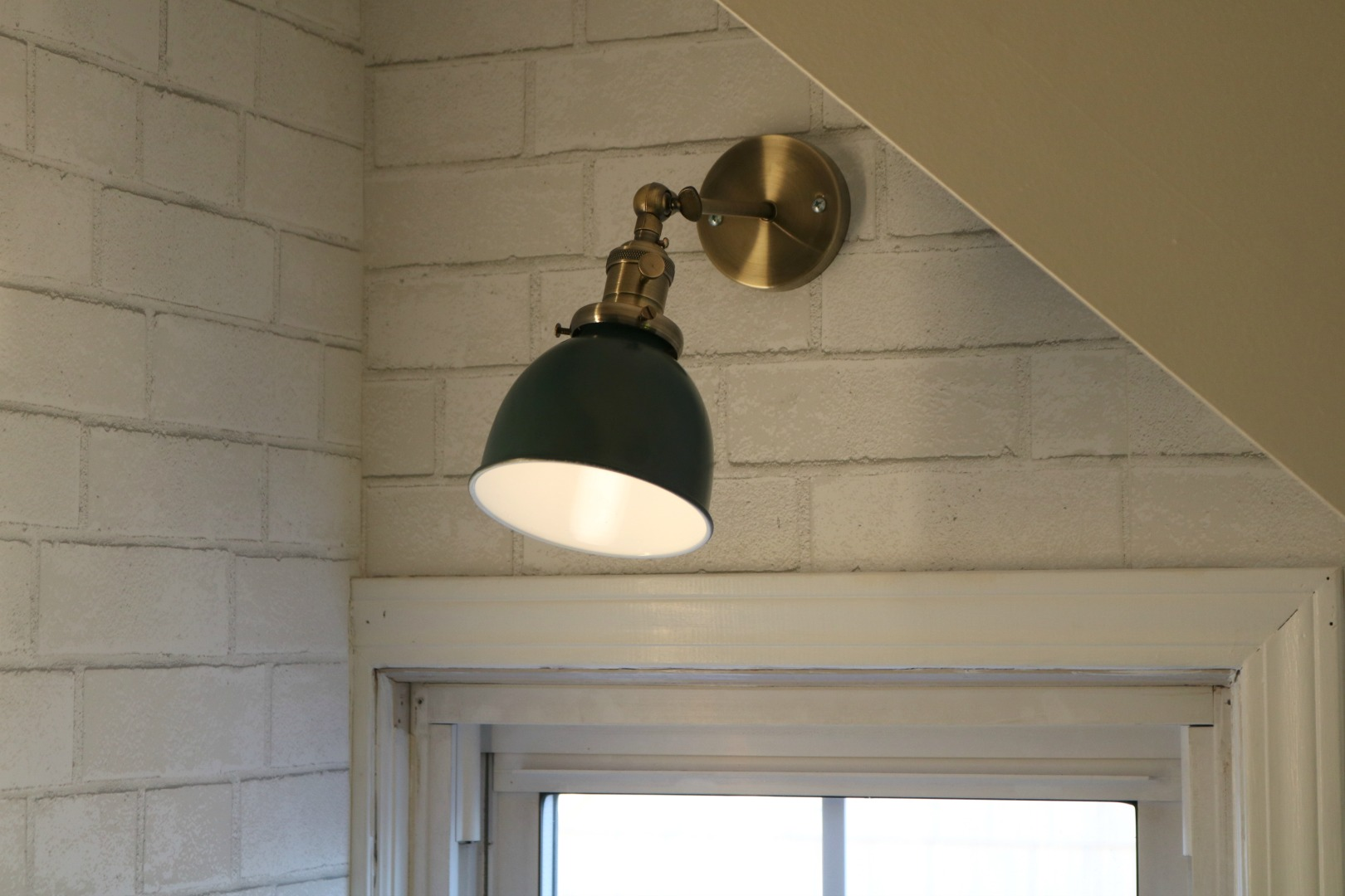 Sconces- How to add light to a Sconce- Battery Operated