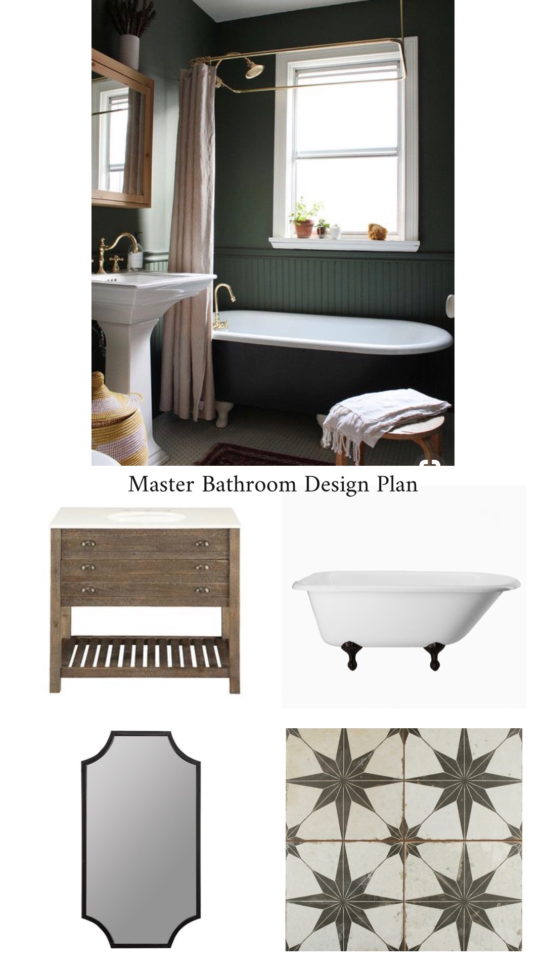 How To Create A Design Board And Where To Start Designing A Room Nesting With Grace